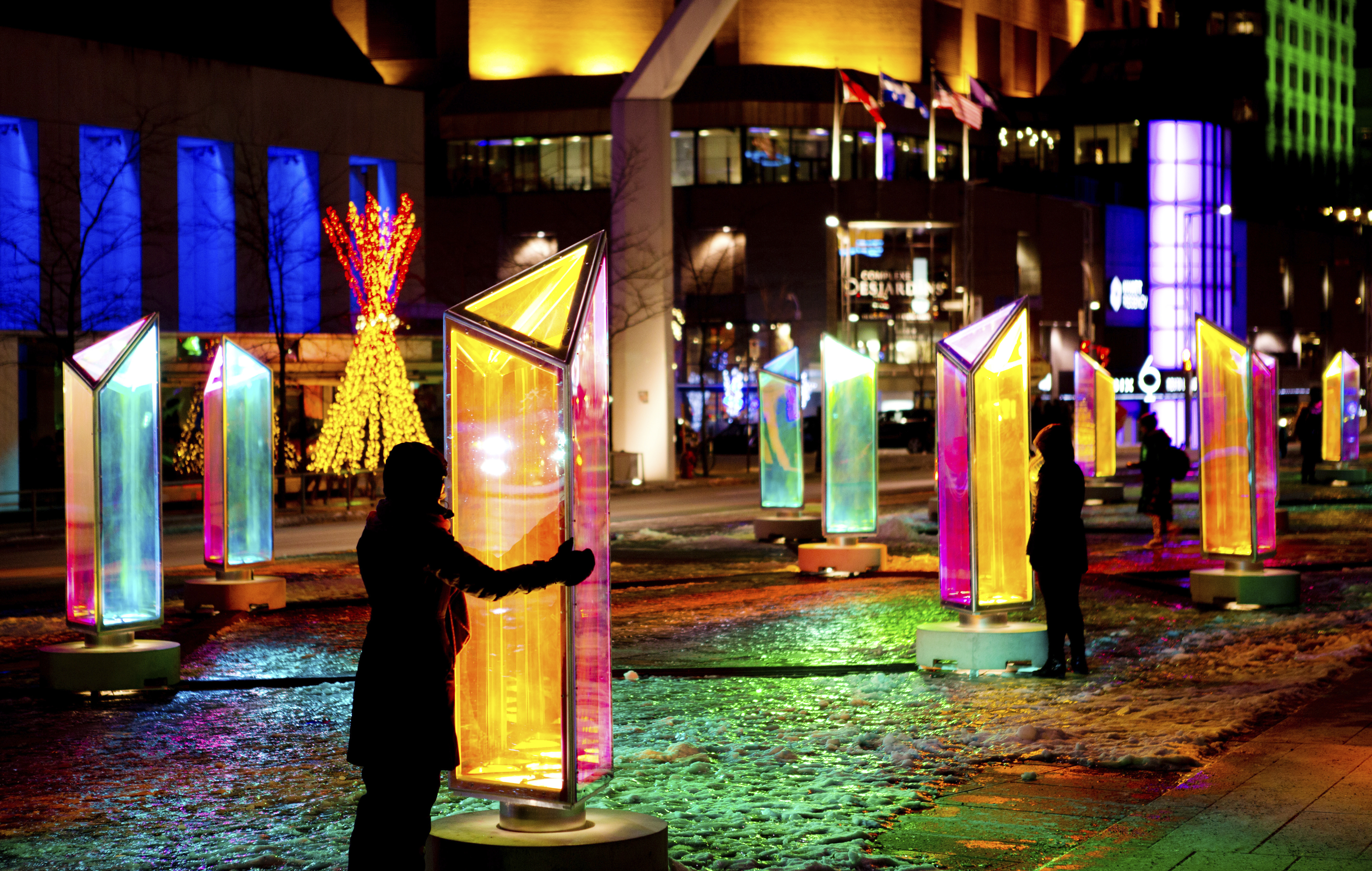 Multicoloured Lights and More Will Brighten the Heart of ...