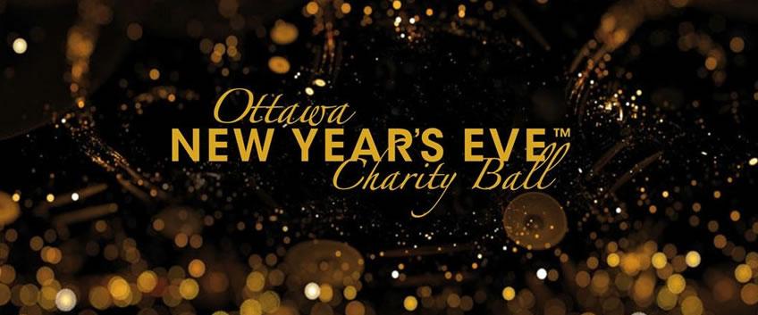 Ottawa New Year's Eve Charity Ball