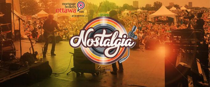 Nostalgia Music Festival Ottawa