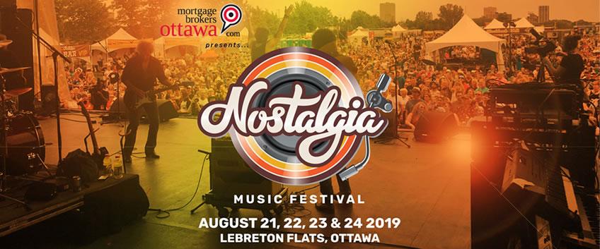 Nostalgia Music Festival | Ottawa Festivals
